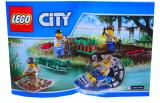 Bauanleitung Bauplan - City - Set 60066