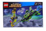 Bauanleitung Bauplan - DC Comics Super Heroes - Set 76025