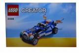 Bauanleitung - Creator - Fahrzeug - Set 31008