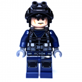 LEGO® - Minifigur - Jurassic World - jw036 - Wächter - Set 75931