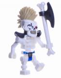 LEGO® - Minifigur - Ninjago - njo503 - Nuckal (Legacy) - Set 70665