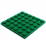3958 4626001 Bauplatte 6 x 6 - grün