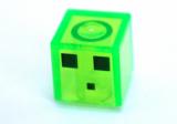 19729 6230226 Figurenkopf - Minecraft - transparent Hellgrün