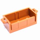 4738 6102984 Container Truhe Unterteil - medium nougat