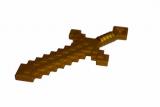 18787 6093621 Schwert - perlgold (Minecraft)