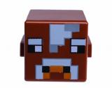 19727 6162517 Kuhkopf - braun (Minecraft)