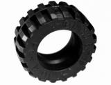 92402 4619323 Reifen NORMAL WIDE Ø30,4 X 14 - schwarz