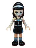 Minifigur - DC Super Hero Girl - Lashina