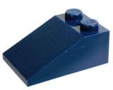 3298 6025376 Schrägstein 2 x 3 33° - dunkelblau