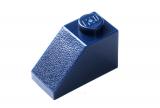 3040 6103405 Dachstein 1 x 2 45° - dunkelblau