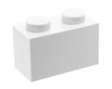 3004 300401 Baustein 1 x 2 - weiß