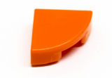 25269 6173925 Fliese Viertelkreis 1 x 1 - orange