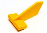 44661 4184296 Heckflügel 2 x 3 x 2 - gelb