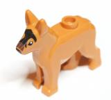 93239 4614195 Polizeihund German Shepherd - medium nougat
