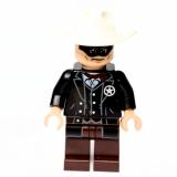 Minifigur - The Lone Ranger - Lone Ranger