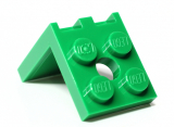 3956 6117024 Winkelträger 2 x 2 - 2 x 2 - grün