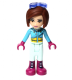 Minifigur - Friends - Amy