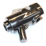15391 15392 6051334 6051331 Mini Shooter - schwarz/dunkelgrau