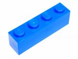 3010 301023 Baustein 1 x 4 - blau
