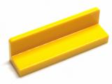 15207 6092648 Wandelement 1 x 4 x 1 - gelb