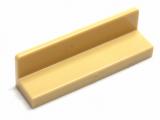 15207 6213676 Wandelement 1 x 4 x 1 - beige