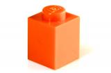 3005 4173805 Baustein 1 x 1 - orange