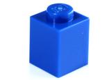 3005 300523 Baustein 1 x 1 - blau