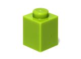 3005 4220634  Baustein 1 x 1 - hellgrün
