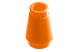 59900 4518029 Kegelstein 1 x 1 - orange