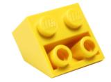 3660 366024 Schrägstein 2 x 2 - gelb