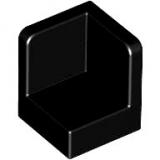 6231 4106347 Panel Eckpaneel 1 x 1 x 1 - schwarz