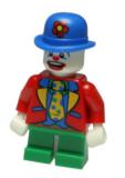8805-04 Minifigur - Serie 5 - Kleiner Clown
