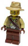 8683-13 - Minifigur - Serie 1 - Cowboy