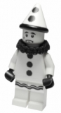 71001-03 Minifigur - Serie 10 - Trauriger Clown