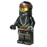 Minifigur - Ninjago - Cole - 70670