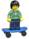 8683-08 - Minifigur - Serie 1 - Skateboarder