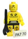 8683-15 - Minifigur - Serie 1 - Abriss Dummy