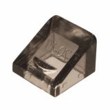 50746 4244368 Schrägstein 1 x 1 x 2/3 - transparent braun