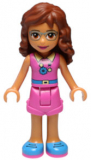 Minifigur - Friends - Olivia - 41383