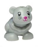 26483 6151210 Hamster - hellgrau