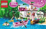 Bauanleitung - Disney Princess - 41052 - Ariels magischer Kuss