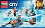 Bauanleitung - City - Artic - 60191 - Forscher Team