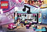 Bauanleitung - Friends - 41103
