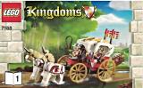 Bauanleitung - Castle - Kingdoms - 7188 (2 Hefte)