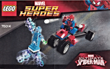 Bauanleitung - Super Heroes - 76014