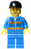 LEGO® Minifigur - City - cty0290 - Mechaniker - 60017 4434