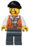 LEGO® Minifigur - City - Polizei - cty0701 - Einbrecher