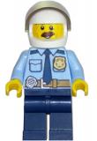 LEGO® Minifigur - City - Polizei - cty0703 - Pilot