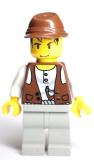 LEGO® Minifigur - Adventurers - Dino Island - adv014 - Mike