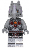 LEGO® Minifigur - Legends of Chima - Rinona - Fire Chi Outfit - loc158